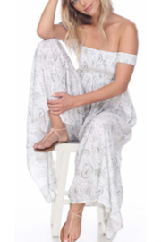 Boho Me Off the Shoulder Jumpsuit - Product Mini Image