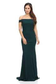 Lenovia  Off The Shoulder Long Formal Dress - Product Mini Image