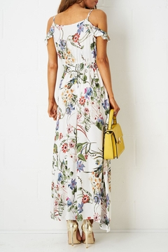 frontrow Off-The-Shoulder Maxi Dress - Alternate List Image