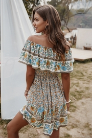 Lyn -Maree's Off The Shoulder Ruffle Dress - Product Mini Image