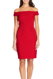 Adrianna Papell Off the Shoulder Sheath - Product Mini Image