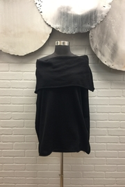 Planet Off The Shoulder Sweater - Front cropped