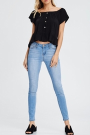 Jolie Off-The-Shoulder Top - Product Mini Image