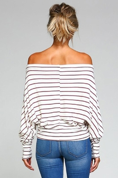 Solo La Fe  Off-The Shoulder Top - Alternate List Image
