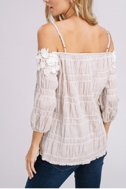 Gifted Off-The-Shoulder Top - Front full body
