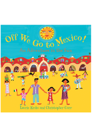 Barefoot Books Off We Go to Mexico! An Adventure in the Sun - Product Mini Image