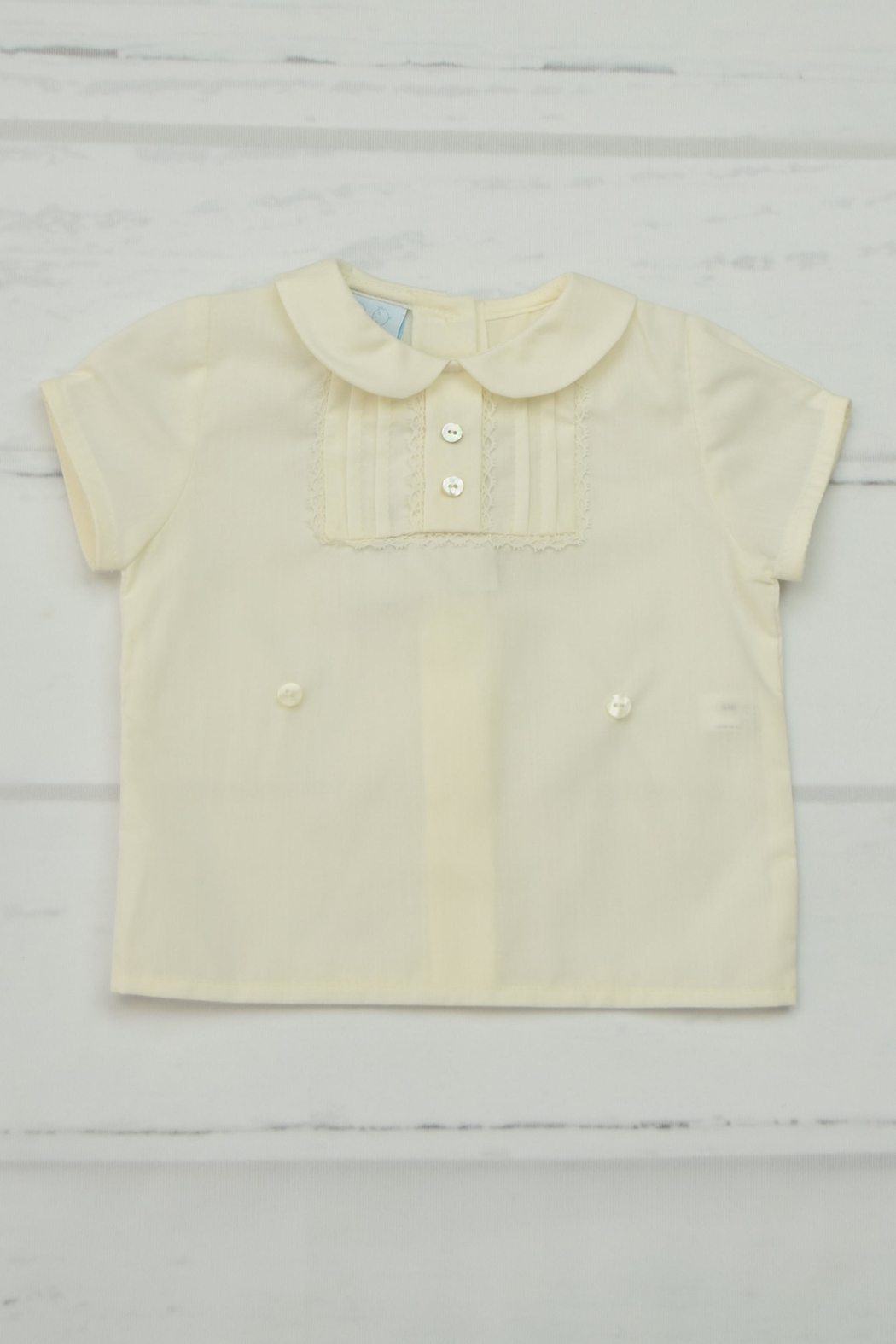 Granlei 1980 Off White Outfit - Side Cropped Image