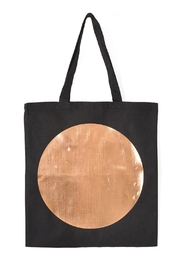 Off Duty NYC Metallic Circle Tote - Product Mini Image