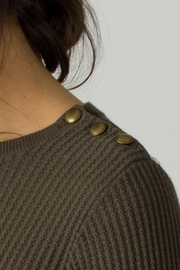 Margaret O'Leary OFFICER BUTTON PULLOVER - Other