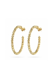 Officina Bernardi 35mm Slash Hoops - Front cropped