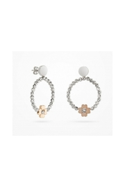 Officina Bernardi Cuori Flower Earrings - Product Mini Image