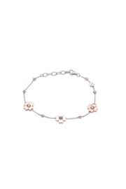 Officina Bernardi Rose Gold Rose Bracelet - Product Mini Image