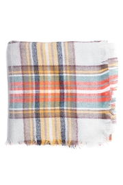 Love of Fashion Ogy Blanket Scarf - Product Mini Image