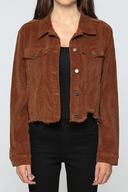 Hidden Jeans OH AUDIE JACKET - Product Mini Image
