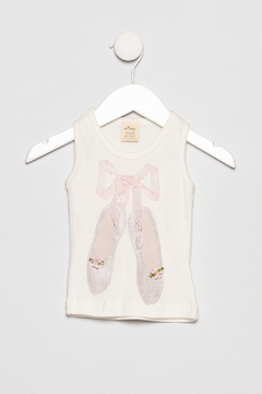 Oh Baby Ballet Slippers Tank - Product List Image