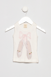 Oh Baby Ballet Slippers Tank - Product Mini Image