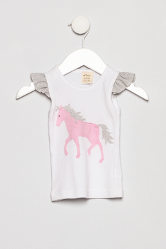 Oh Baby Farrah Horse Tank - Product List Image