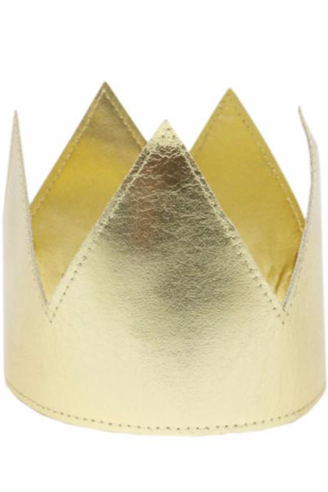 Oh Baby Metallic Crown - Main Image