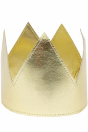 Oh Baby Metallic Crown - Product Mini Image
