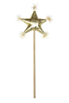 Oh Baby ! Metallic Star Wand - Product List Image