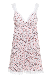 Fleur't With Me Oh Girl Chemise - Side cropped
