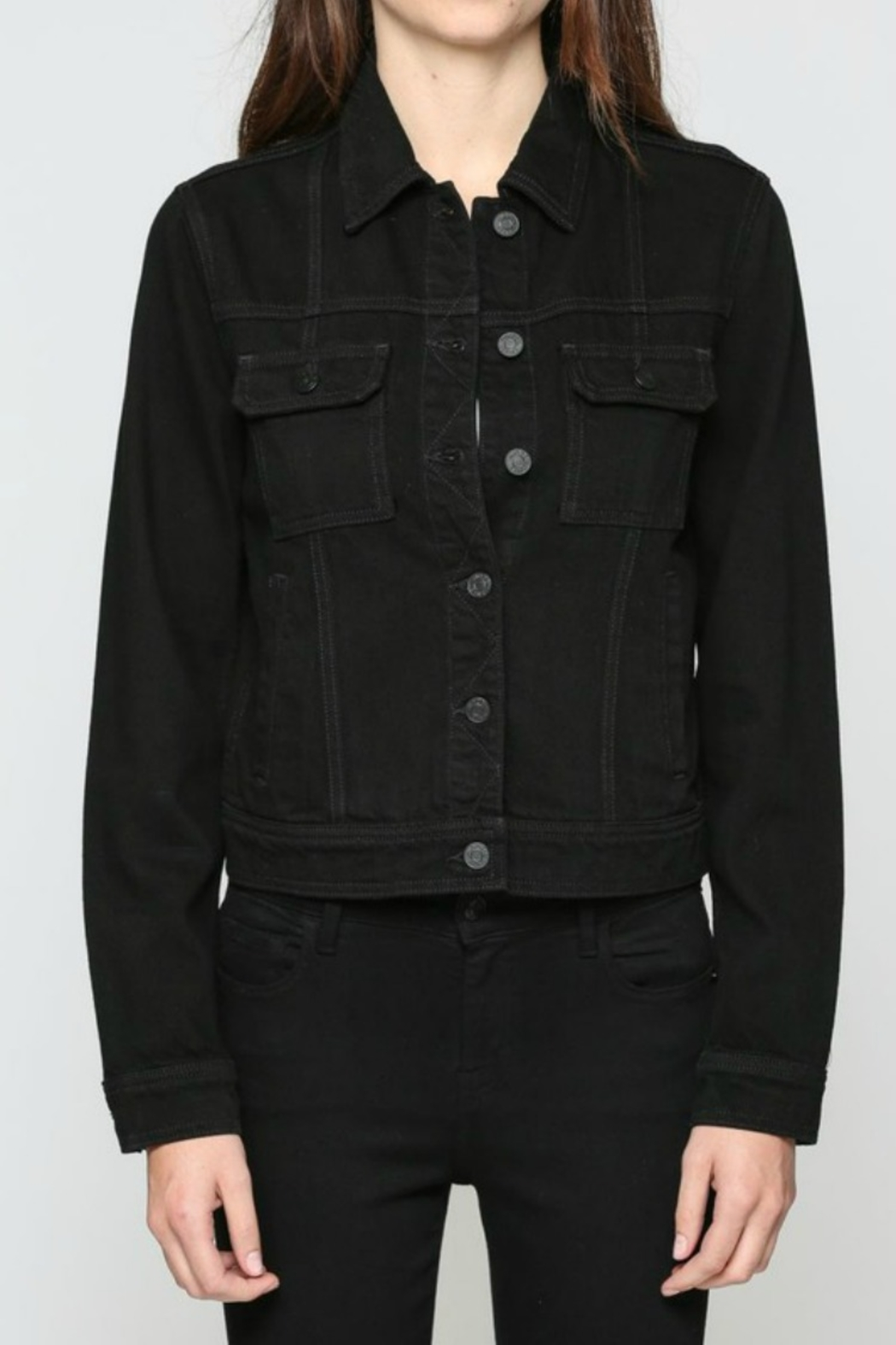 Hidden Jeans OH JOEY JACKET - Front Full Image