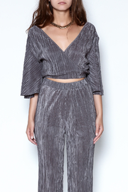 OH MY LOVE Betonica Pleat Wrap - Other