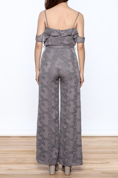 OH MY LOVE Lathyrus Frill Jumpsuit - Alternate List Image