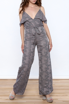 OH MY LOVE Lathyrus Frill Jumpsuit - Product List Image