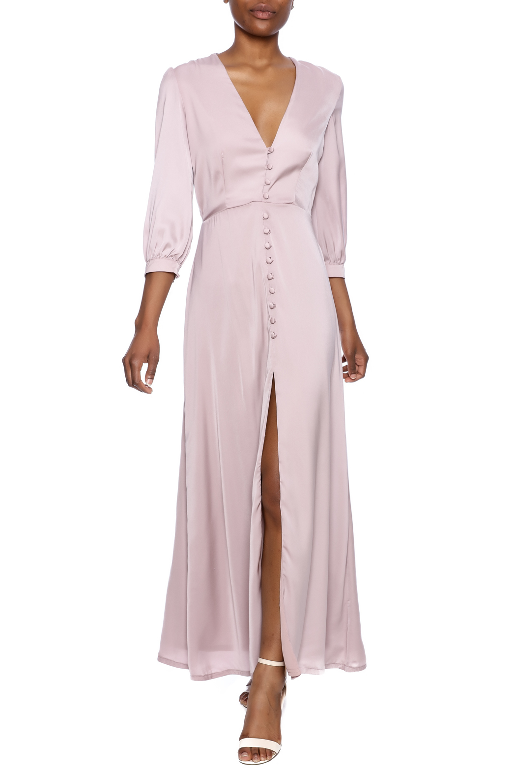 Oh My Love Maxi Tea Dress From New Orleans By Kay S Shoptiques
