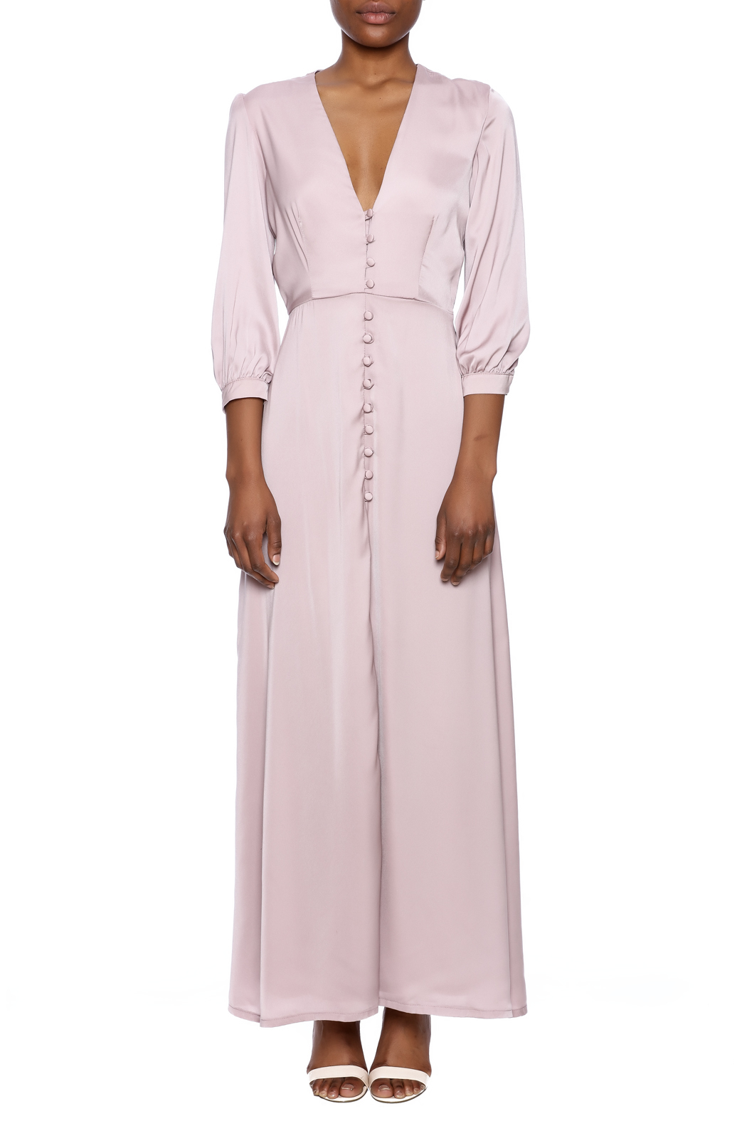 Oh My Love Tea Maxi Dress From Texas By V X Boutique Shoptiques