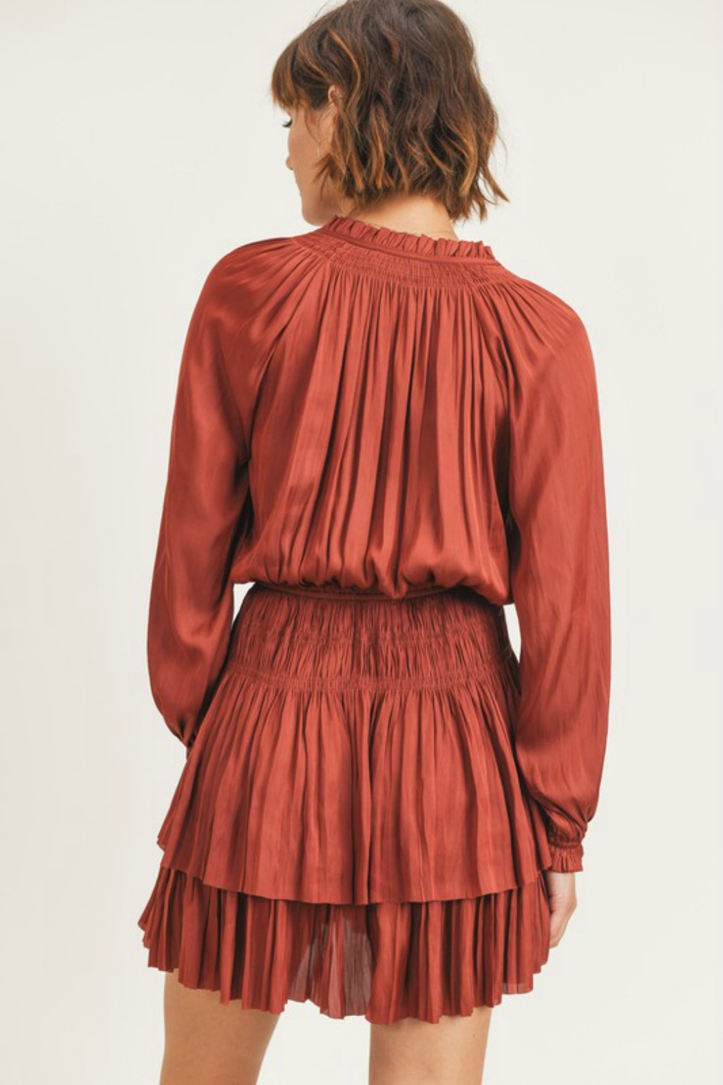 RESET BY JANE Oh Shelia Dress - Front Full Image