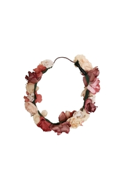 Oh la Flor Cute Flower Tiara - Product Mini Image