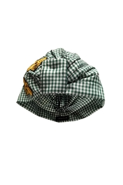 Oh la Flor Gorgeous Plaid Turban - Product Mini Image