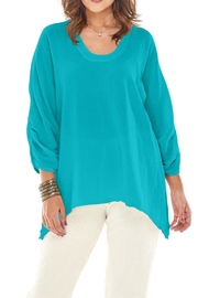 Oh My Gauze Arty Gauze Tunic - Product Mini Image