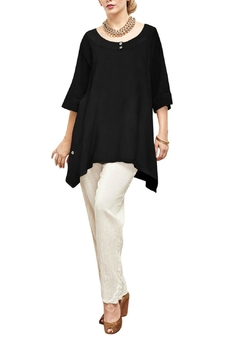 Oh My Gauze Marcy Loose Blouse - Alternate List Image
