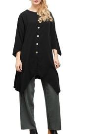 Oh My Gauze Pico Black Jacket - Product Mini Image