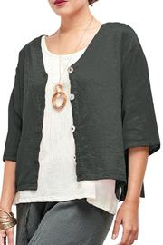 Oh My Gauze Ronie Cardigan Top - Product Mini Image