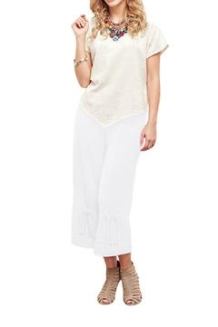 Oh My Gauze Sammy Crop Pants - Product List Image