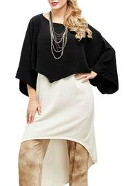 Oh My Gauze Vanna Top - Front cropped