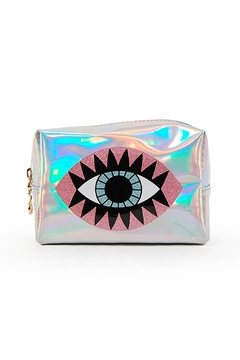 Shoptiques Product: Evil Eye Makeupbag