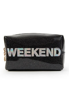 Shoptiques Product: Weekend Makeup Bag