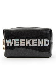 OH MY LOVE Weekend Makeup Bag - Product Mini Image