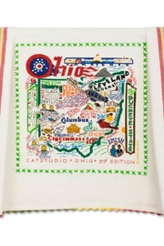 Cat Studio Ohio Dish Towel - Product Mini Image