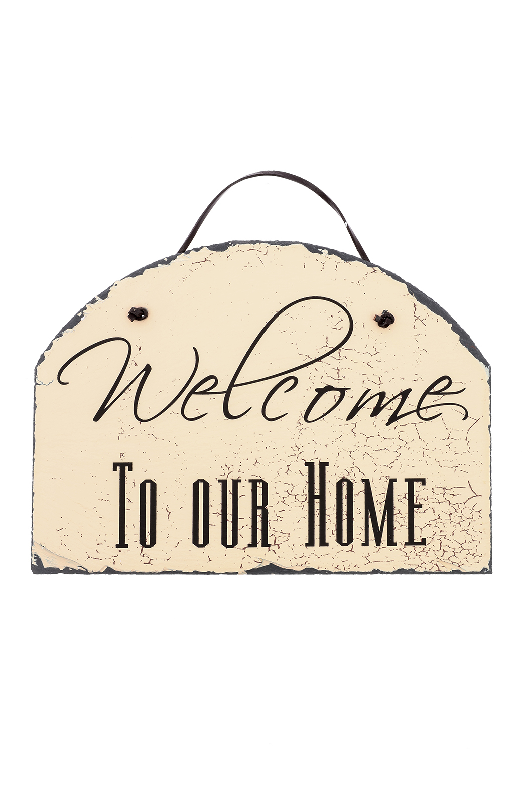 Ohio Wholesale Home Welcome Slate - Main Image