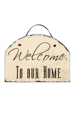 Ohio Wholesale Home Welcome Slate - Alternate List Image