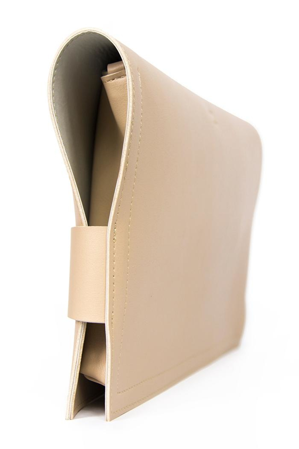 Ohja Iconic Clutch Bag - Back Cropped Image