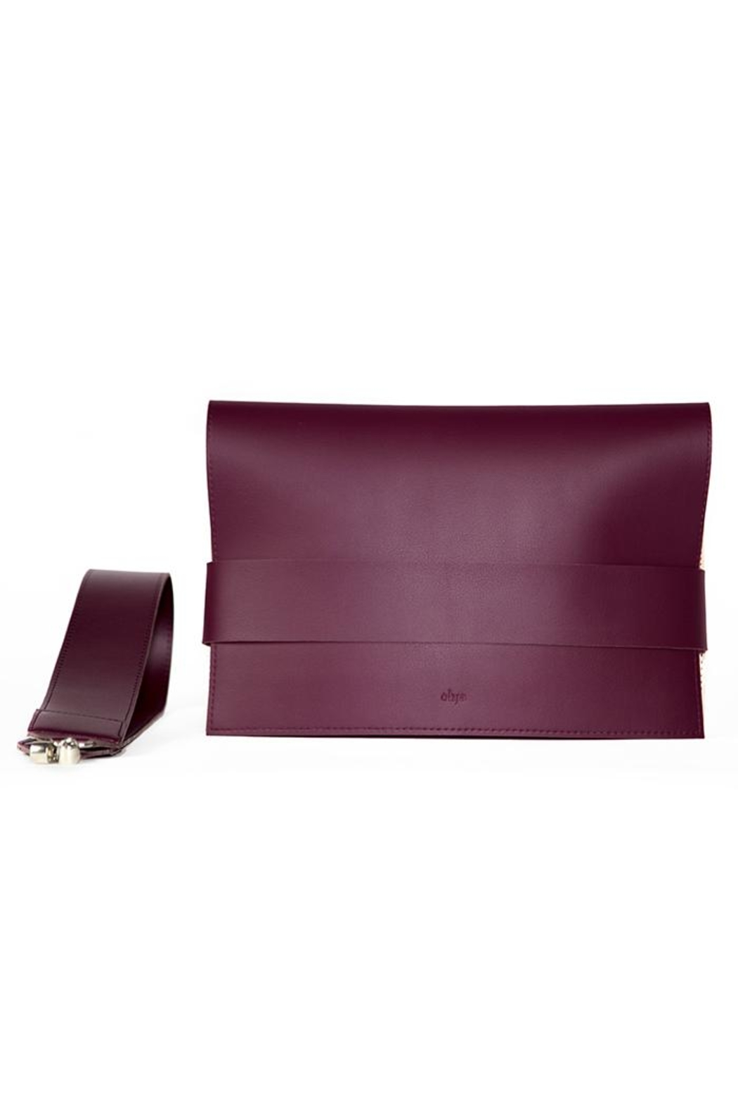 Ohja Iconic Clutch Bag - Front Cropped Image