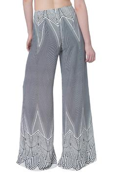 OHLENDORF atelier Graphic Palazzo Pant - Alternate List Image