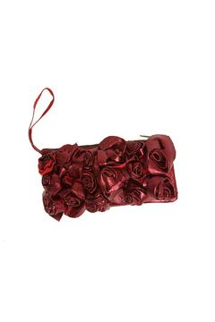 OHLENDORF atelier Metallic Rose Clutch - Product List Image